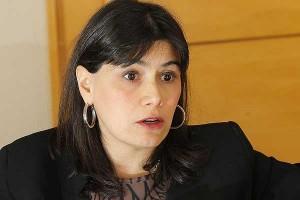 Ministra de Trabajo y Previsión Social, Javiera Blanco